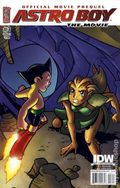 Astro Boy Movie Prequel (2009 IDW) 3A