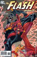 Flash Rebirth (2009 DC) 3B