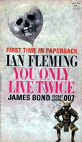 James Bond 007 You Only Live Twice PB (1964 Novel) 1-1ST
