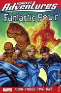 Marvel Adventures Fantastic Four TPB (2005-2009 Marvel Digest) 12-1ST