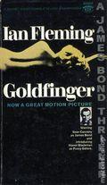 James Bond 007 Goldfinger PB (1965 Signet Novel) 1-REP