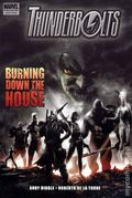 Thunderbolts Burning Down The House HC (2009 Marvel) 1-1ST