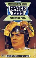Space 1999 Planets of Peril PB (1977 Novel) 1-1ST