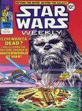 Star Wars Weekly (1978 UK) 27