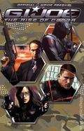 GI Joe The Rise of Cobra Movie Prequel TPB (2009 IDW) 1-1ST