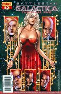 Battlestar Galactica The Final Five (2009 Dynamite) 4B