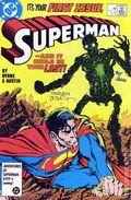 Superman (1987 2nd Series) 1CASC-SIGN