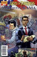 Army of Darkness Ash Saves Obama (2009 Dynamite) 1A