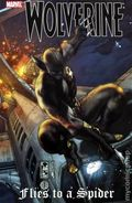 Wolverine Flies to a Spider TPB (2009) 1-1ST