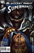 Blackest Night Superman (2009) 2A