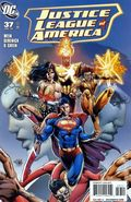 Justice League of America (2006-2011 2nd Series) 37