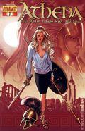 Athena (2009 Dynamite Entertainment) 1A