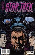 Star Trek Romulans Schism (2009 IDW) 1A