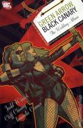 Green Arrow/Black Canary Wedding Album TPB (2009) 1-1ST