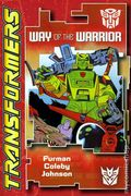 Transformers Way of the Warrior TPB (2005 Titan Books Digest) 1-1ST