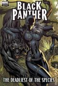 Black Panther The Deadliest of the Species HC (2009 Marvel) 1-1ST
