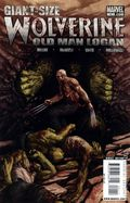 Wolverine Giant-Size Old Man Logan (2009) 1A