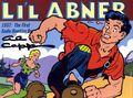 Li'l Abner Dailies TPB (1988-1998 Kitchen Sink) 3-REP