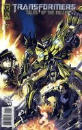 Transformers Tales of the Fallen (2009 IDW) 1B