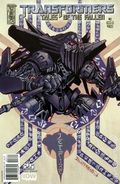 Transformers Tales of the Fallen (2009 IDW) 3A