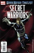 Dark Reign The List Secret Warriors (2009) 1A
