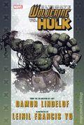 Ultimate Wolverine vs. Hulk HC (2009 Marvel) 1-1ST