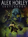 Alex Horley Sketchbook HC (2009) 1B-1ST