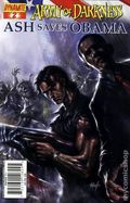 Army of Darkness Ash Saves Obama (2009 Dynamite) 2B