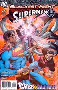 Blackest Night Superman (2009) 2B