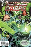 Green Lantern Corps (2006) 42A