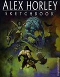 Alex Horley Sketchbook SC (2009) 1-1ST