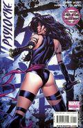 Psylocke (2010 Marvel) 1A
