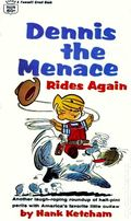 Dennis the Menace Rides Again PB (1960) 1-1ST