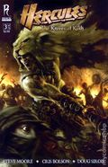 Hercules the Knives of Kush (2009 Radical) 3B