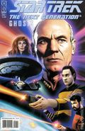 Star Trek The Next Generation Ghosts (2009 IDW) 1A