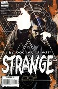 Strange (2009 2nd Series Marvel) 1A