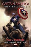 Captain America Theater of War HC (2010 Marvel) 1-1ST