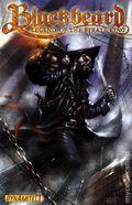 Blackbeard Legend of the Pyrate King (2009 Dynamite) 1B