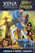 Xena/Army of Darkness TPB (2009 Dynamite) 2-1ST