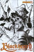 Blackbeard Legend of the Pyrate King (2009 Dynamite) 1C