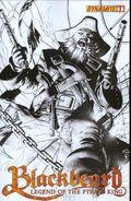 Blackbeard Legend of the Pyrate King (2009 Dynamite) 1C