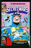 Marvel Super Heroes Secret Wars (2009 Hasbro AF Insert) 7