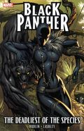 Black Panther The Deadliest of the Species TPB (2009 Marvel) 1-1ST
