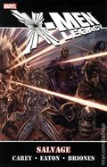 X-Men Legacy Salvage TPB (2009 Marvel) 1-1ST