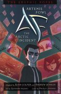 Artemis Fowl: The Artic Incident TPB (2009 Disney/Hyperion) The Graphic Novel 1-1ST