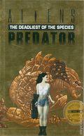 Aliens Predator The Deadliest of Species (1993) Ashcan 1GOLD