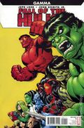 Fall of the Hulks Gamma (2009) 1A