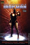 Invincible Iron Man HC (2008-2012 Marvel) By Matt Fraction 3-1ST