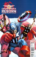 Captain America Reborn (2009 Marvel) 4B