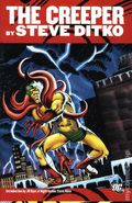 Creeper by Steve Ditko HC (2010) 1-1ST